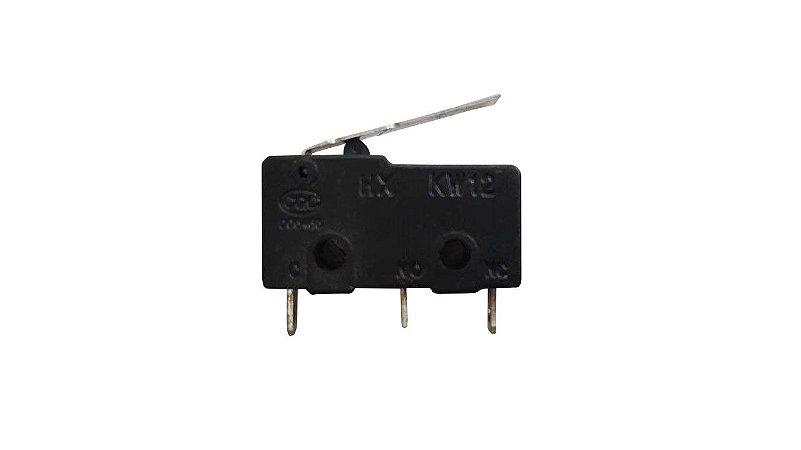 Interruptor 5A 125V ~ 3A 250V - 2027407627805
