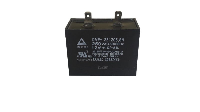 Capacitor Do Compressor - DMF-251206.SH