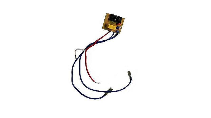 Interruptor 127v C/ Placa - 2063065024303