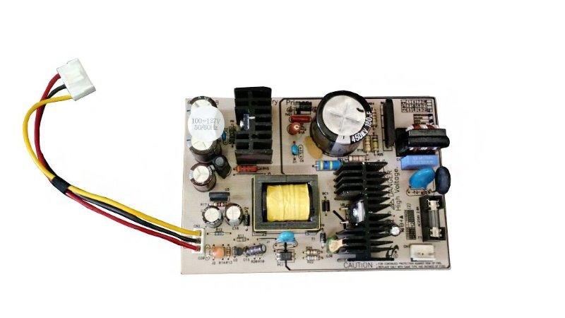 Placa Do Controle - Ortp-708