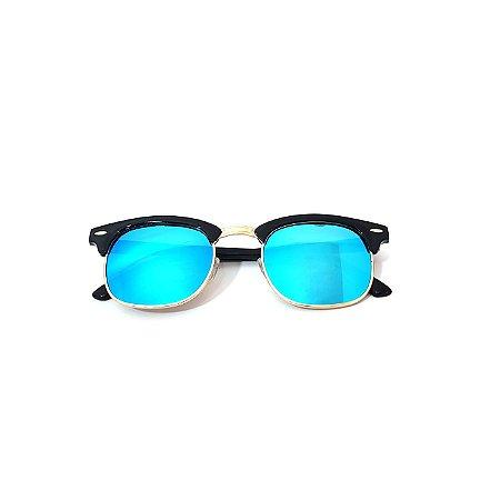 Óculos De Sol Master Azul