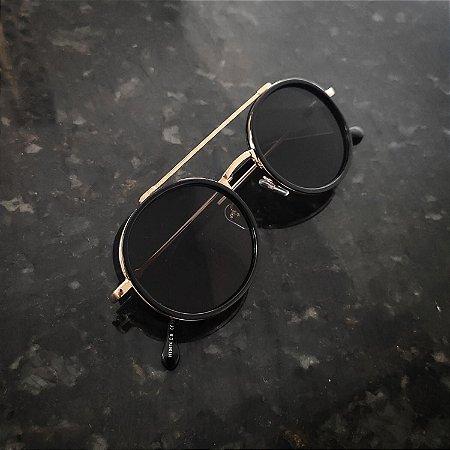 Óculos De Sol Redondo Insta