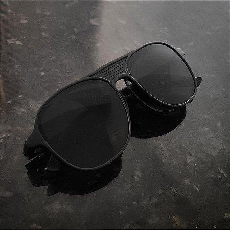 Óculos De Sol Gradeado