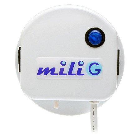 Gerador de ozônio e Purificador de água Mili G - Produz 250 MG/H de O3