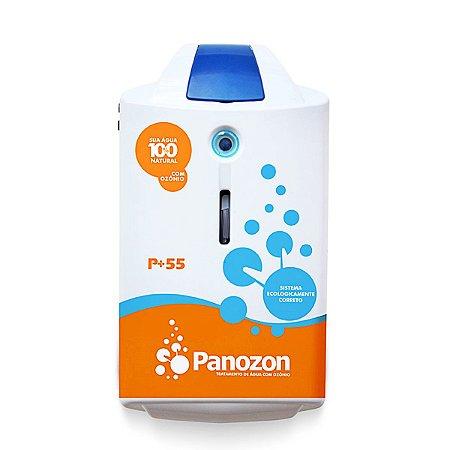Tratamento de piscina com ozônio P+ 55 para piscinas ate 55.000 Litros