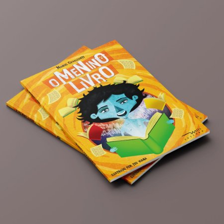 O menino livro