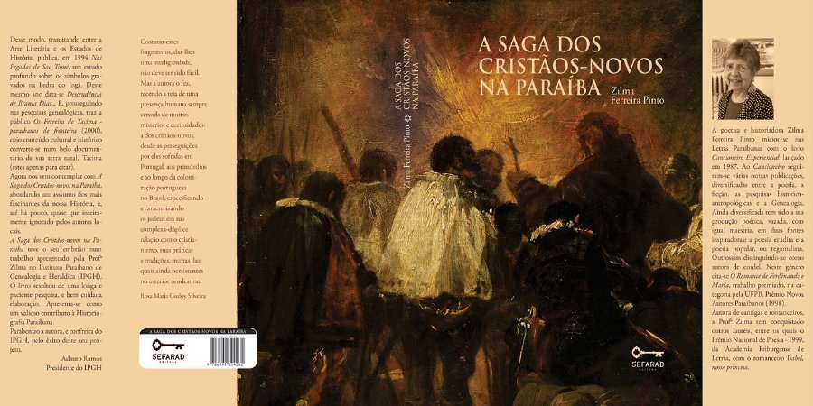 A saga dos cristãos-novos na Paraíba