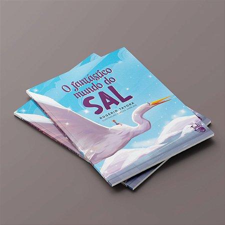 O fantástico mundo do sal