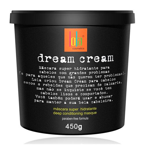 Máscara Super Hidratante Dream Cream 450g - Lola