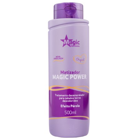 Máscara Matizadora Power 500ml - Magic Color