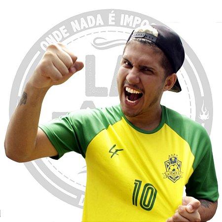 Camisa Seleção La Fênix F.C. - Especial Copa do Mundo 2018