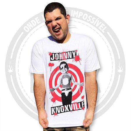 PRÉ-VENDA - Camisa Johnny Knoxville - Branca