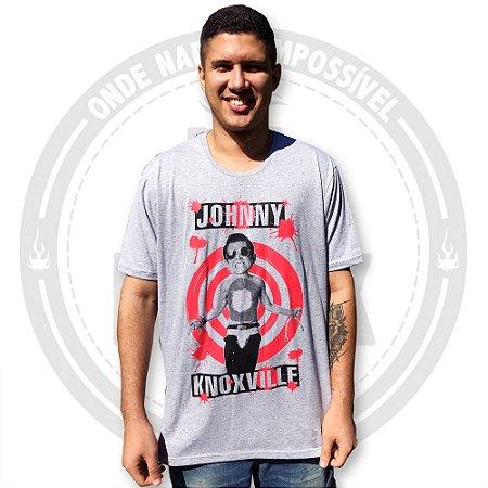 PRÉ-VENDA - Camisa Johnny Knoxville - Cinza/Mescla