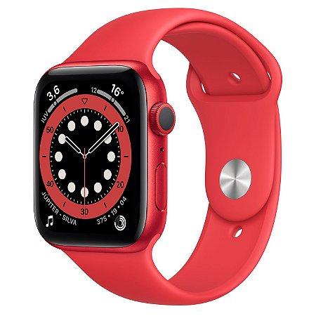 Apple Watch Series 6 Vermelho