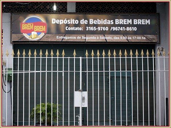 Depósito de Bebidas Brem Brem