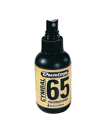 Limpador Dunlop 65 pratos Spray polidor Cymbal  6434 USA