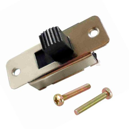 Chave deslizante PST9 seletora 2 posicoes interruptor jaguar