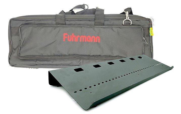 Pedal Board 54x18 com Bag para 7 pedais FUHRMANN PB4