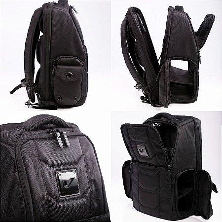 Mochila Gruv Gear Club Bag Stealth Elite impermeavel laptop