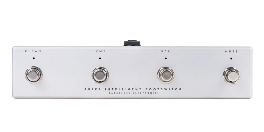 Pedal DARKGLASS Super intelligent Footswitch foot SIF c/ NF!