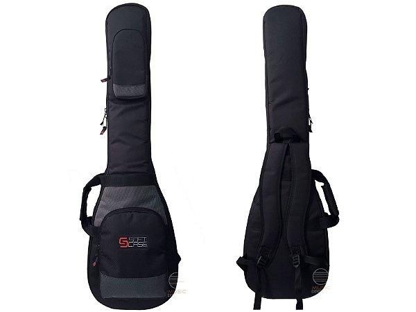 bag capa baixo HOFNER viola bass soft case move em estoque