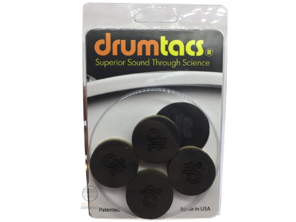 Abafador Filtro Tambores Drumtacs DT Para bateria