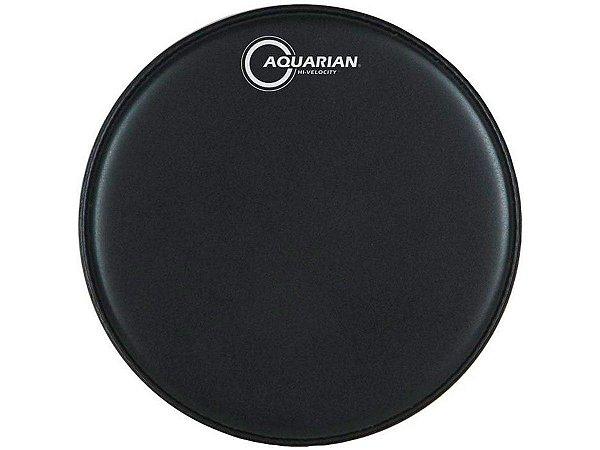 Pele De Aquarian Caixa 13¨ Hi-velocity Black Coated Vel13bk
