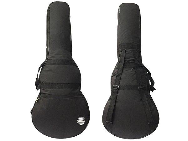 Bag Capa Guitarra Semi Acustica - Super Luxo Alcochoado