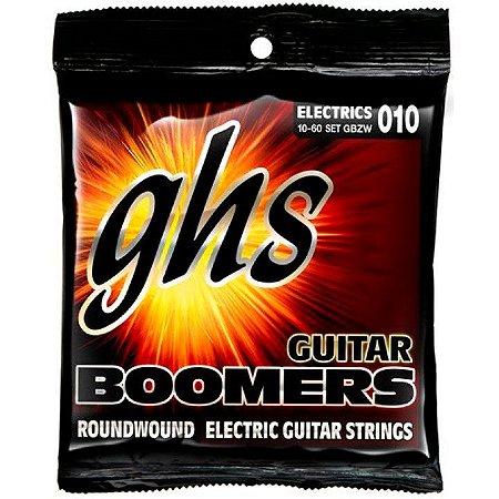 Encordoamento guitarra Hibrida 010 060 Zakk Wylde GHS GBZW