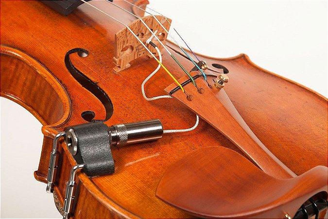 Captador violino LR BAGGS + ponte maple Superieur Despiau