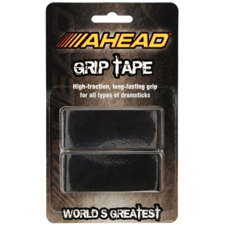 Grip Tape Ahead GT Preto Fita Antiderrapante p/ Baquetas NF