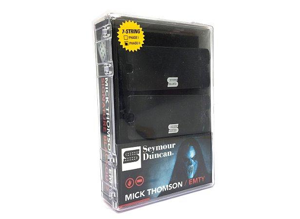 Captador Seymour Duncan 7 cordas AHB-3s Mick T Blackouts Ph2