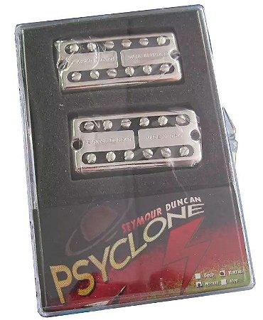 Set captador Seymour Duncan Psyclone Hot alnico-5 níquel