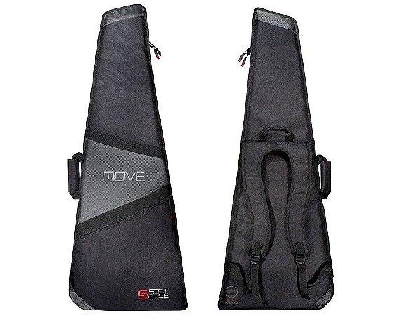 Bag capa soft case baixo Move reforçado alcochoado