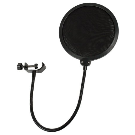 Pop Filter anti Puff profissional POP-20