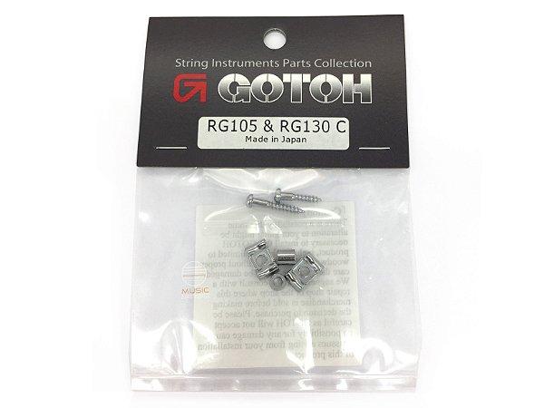 Baixa Cordas GOTOH RG105 C PAR cromo original lacrado com