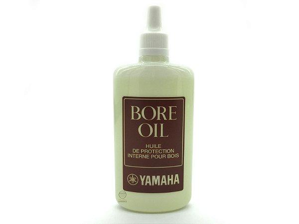 Oleo lubrificante limpador YAMAHA Bore oil 40ml sopro madeira