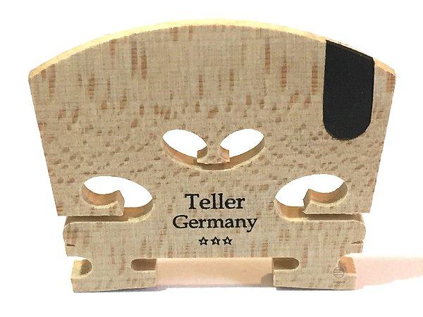 Cavalete violino 4/4 maple ebano Teller 3 estrelas Alemanha