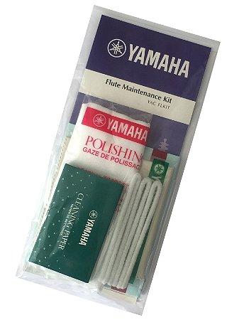 Kit para Limpeza de Flauta Yamaha FL-M Japan original