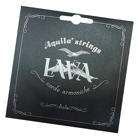 Encordoamento Ukulele Aquila 114u Lava Series Tenor High G