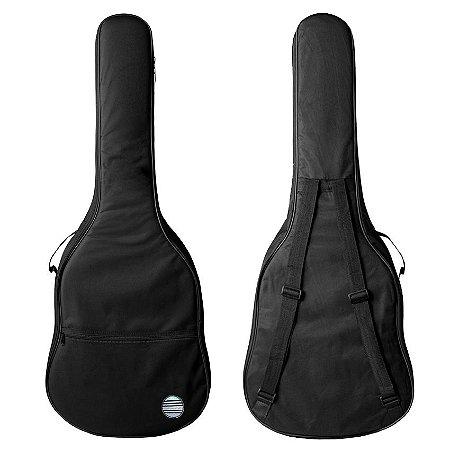 Bag Capa Violao 12 Cordas - Luxo MXP - Acolchoado