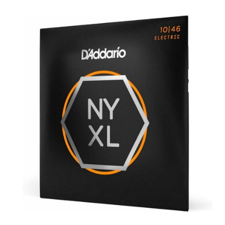 Encordoamento Guitarra 010 Daddario NYXL1046 Nickel Wound