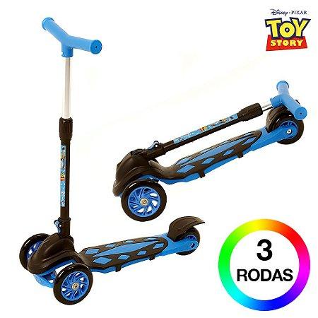 Patinete Infantil Toy Story de 3 Rodas DM Radical