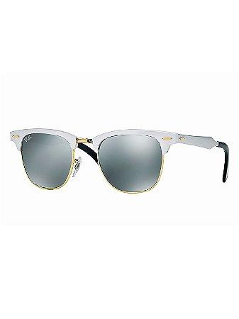 Óculos Ray Ban ClubMaster Alumino SPOC
