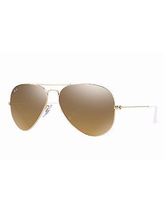 Óculos Ray Ban Aviator Gradiente (PQ) SPOC