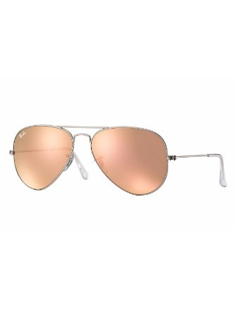 Óculos Ray Ban Aviator Flash Lenses (PQ) SPOC