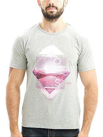 e4f4f19f1c Camiseta Hugo Boss - Chic Outlet - Economize com estilo!