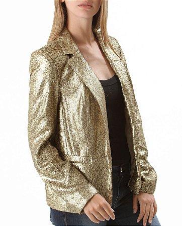 d8316e0d112 Blazer Michael Kors - Chic Outlet - Economize com estilo!
