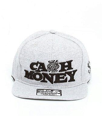 Boné Cash Money
