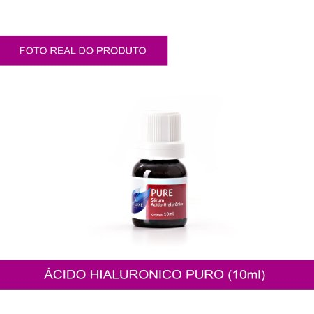 Serum de Acido Hialurônico 10ML Vie Luxe Paris
